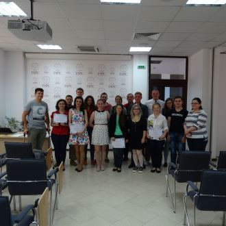 Entrepreneurship, awarded at FSPAC