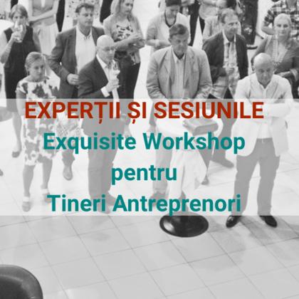 Peste 45 de antreprenori au aplicat pentru a obține una din bursele Exquisite Workshop pentru Tineri Antreprenori