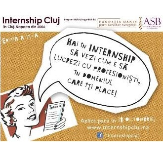 50 internship places for students, through Internship Cluj program